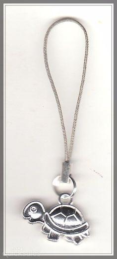 Turtle Charm Mobile Phone/Bag Dangle  by MadAboutIncense - $6.50