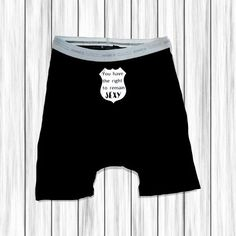 Do not wash These are My Lucky Shorts Birthday Present | Cool Boxer Briefs Novelty Item. | Innovative Gift