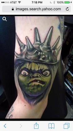 The Labyrinth Jim Henson goblin puppet david bowie fantacy film arm color tattoo by Jon von Glahn: Tattoo Inspiration - Worlds Best Tattoos Pin Up Tattoos, B Tattoo, Color Tattoo, Body Art Tattoos, Piercing Tattoo, Piercings, Labrynth Tattoo, Worlds Best Tattoos, Just Ink