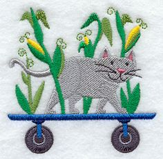 Machine Embroidery Designs at Embroidery Library! - Color Change - F9938 8814