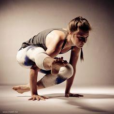 arm balance transition