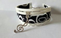 Bracelet Black and White EloDie Bijoux