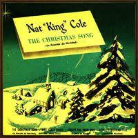 Afbeeldingsresultaat voor christmas song nat king cole