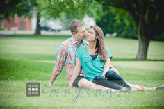 Engagement Session | Illinois Lakeside Country Club ©Imaginate Photography