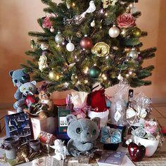 Christmas Wreaths, Christmas Tree, Cat, Holiday Decor, Instagram, Teal Christmas Tree, Xmas Trees, Cat Breeds, Xmas Tree