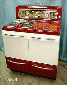 Love, Love this stove