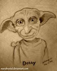 potter harry dobby easy drawings drawing sketch draw painting google van dessin characters step face afbeeldingsresultaat voor simple sketches clip