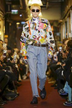 Vetements Menswear Fall Winter 2018 Paris