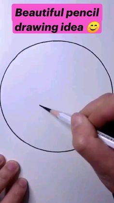 Beautiful Pencil Drawings, Art Drawings Sketches Simple, Pencil Art Drawings, Baby Animal Drawings, Music Drawings, Pencil Drawing Tutorials, Cool Sketches, Frida Art, Doodle Art Designs