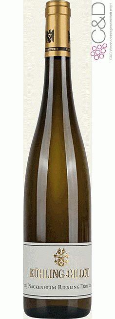 Folgen Sie diesem Link für mehr Details über den Wein: http://www.c-und-d.de/Rheinhessen/Oppenheim-Riesling-trocken-2014-Weingut-Kuehling-Gillot_58237.html?utm_source=58237&utm_medium=Link&utm_campaign=Pinterest&actid=453&refid=43 | #wine #whitewine #wein #weisswein #rheinhessen #deutschland #58237