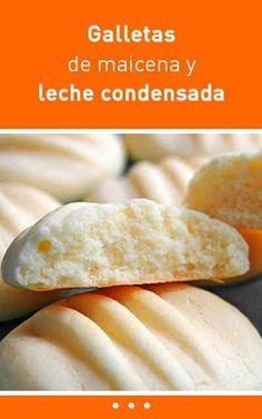 Cocina – Recetas y Consejos Cookie Desserts, Cupcake Cookies, Cookie Recipes, Cupcakes, Dessert Recipes, My Recipes, Mexican Food Recipes, Sweet Recipes, Favorite Recipes