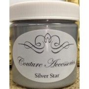 Silver Star Paint 4 oz one of my favorite metallic paints, use it over British Grey on furniture. Specially made for furniture! Available in quarts, and gallons! Glazing Furniture, Metallic Painted Furniture, Chalk It Up, Silver Paint, Painting Cabinets, Silver Stars, Glaze, Stencils, Make It Yourself