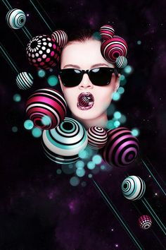 in Adobe Photoshop CS5