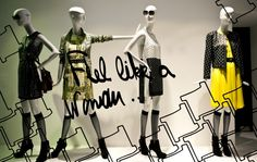 WindowsWear | DVF, London