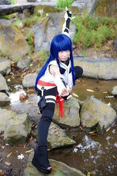 Delphinix Hinata Hyuga (Anbu) Cosplay Photo
