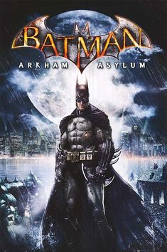 The Batman Arkham Asylum walkthrough is well under way now is Batman Arkham City still the preferred next walkthrough series that I should do? Batman Arkham Games, Batman Arkham Series, Batman Games, Batman Arkham Asylum, Batman Arkham Origins, Gotham Batman, Ps3 Games, Batman Robin, Dc Comics