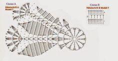 koszyczki szydełkowe schematy - Szukaj w Google