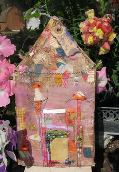 The Once House by Baggaraggs on Etsy
