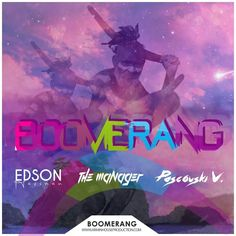 New release !! Edson Hausman & The Manager & Pascovski V. - Boomerang Available on Soundcloud.