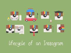 Instagram Lifecycle by Jason Watson (Kansas)