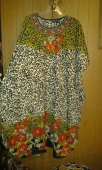 Stacey summer v pretty dress with sparkle v soft 4her one size. F. S 4 $21.99 newt  N2