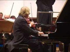L.v. Beethoven Klavierkonzert Nr 5, 2. Satz, Justus Frantz - Klavier, Da...