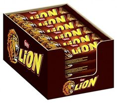 Nestlé Lion Schokoriegel, 24er Pack (24x42g) – GuschOko Amazon Auto, Desktop Organization, Bar, Sweets, Candy, Snacks, Cooking, Gifts, Chocolates