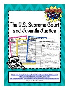 juvenile justice essay questions