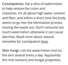 Watermelon Uses, Watermelon Rind, Being Used, Natural Remedies, Medicine, Natural Home Remedies, Medical, Natural Medicine