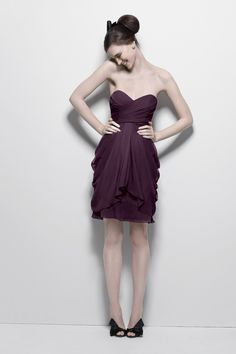 Watters Maids Dress 7594
