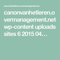 canonvanhetleren.overmanagement.net wp-content uploads sites 6 2015 04… Introvert, Content