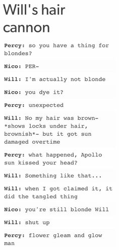 flower gleam and glow man<-don't ship Solangelo, but omgc
