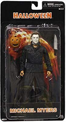 A NECA Cult Classics Icons Series 3 Action Figure Michael Myers Halloween Michael Myers, Halloween Movies, Halloween Horror, Scary Movies, Halloween Toys, Horror Icons, Horror Films, Horror Merch, Gi Joe