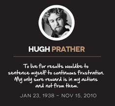Hugh Prather Quotes