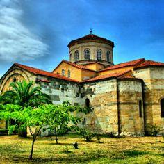 Aya Sofya Church, Trabzon, #Turkey