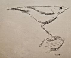 kuş       Kurşun kalem 8B - Uçlu kalem 0,5mm 2B