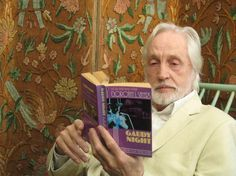 "Edward Petherbridge reading ""Gaudy Night"" by Dorothy L. Sayers"
