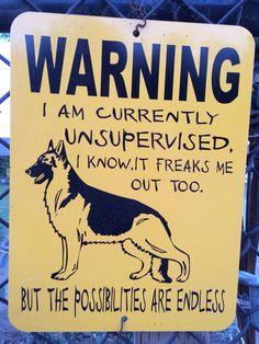 Best sign!