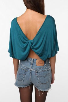 love this top, but trying to figure out what bra to wear with it...