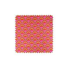 Coton Wasabi rouge