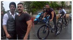 Check! Aamir Khan's Comment On Salman and Shahrukh Cycling Together!