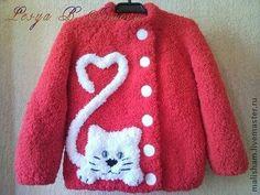 Crochet Kids Cardigan Pattern Sweater Coats 63 Ideas For 2019 Poncho Knitting Patterns, Crochet Poncho, Crochet Blanket Patterns, Knitting Designs, Baby Patterns, Cardigan Pattern, Knitting For Kids, Crochet For Kids, Baby Girl Crochet Blanket