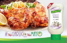 الطعم الرائع و المميز لأفخر مائدة من  #ارومات_بكل_الطعمات   #aromate This is AROMATE Mayonnaise premium quality with extraordinary taste  #NOgarlic_NOmayo