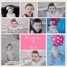 Capturing Grace Photography: First Birthday Girl ~ New Bedford Portrait Photographer