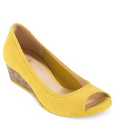 Cole Haan Women's Shoes, Air Tali Lace 40 Wedges - Cole Haan - Shoes - Macy's
