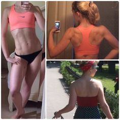 Fat Loss, Shred, Total Body Conditioning - Amazing Results from dedication and a pinch of Alpha! http://www.alanomahony.com/ppc-female/