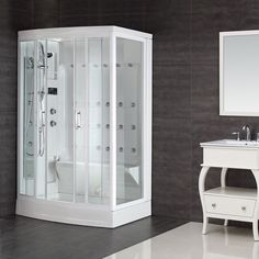 Bring Your Bathroom To A Whole New Level With This Aston Feature Packed Steam  Shower. Enjoy The Many Features Of This Shower Including The Rainfall ...