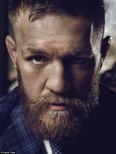 Conor McGregor says UFC rematch with Nate Diaz will be 'a rollercoaster' Conor Mcgregor 2016, Conor Mcgregor Style, Conor Macgregor, Mcgregor Wallpapers, Muay Thai, Notorious Conor Mcgregor, Mixed Martial Arts, Portraits, Sketches