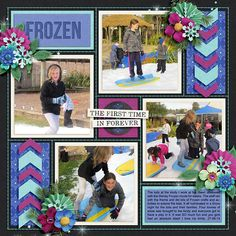 A Frozen Heart by Studio Flergs Universal Album 2 Mega by Cindy Schneider