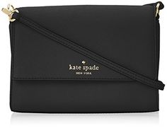 KATE SPADE Kate Spade New York Cedar Street Magnolia Cross-Body Handbag. #katespade #bags #shoulder bags #leather #lining #